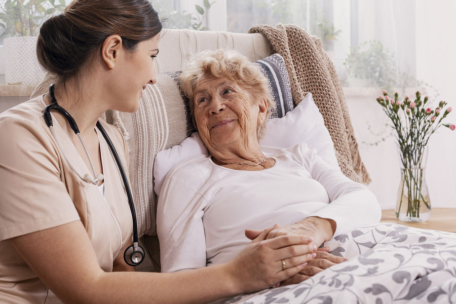 Easing Caretaker and Patient Depression After a Stroke