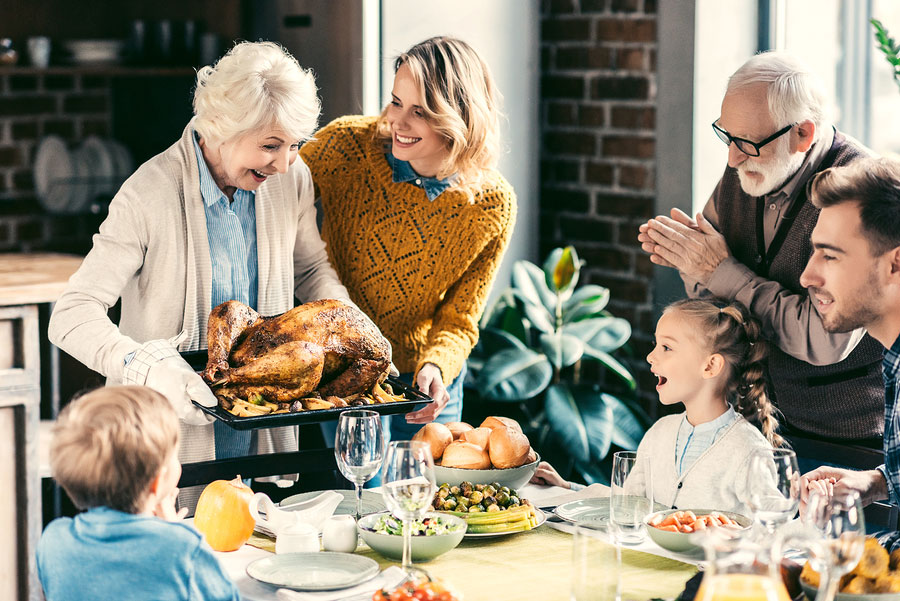 Help Your Elderly Loved One Feel Included During the Holidays