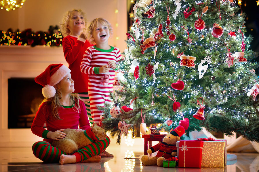 How to Childproof Your Home for the Holidays