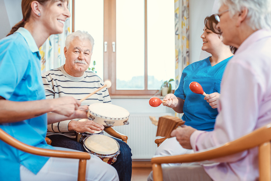 Music Therapy for Dementia: Does it Work?