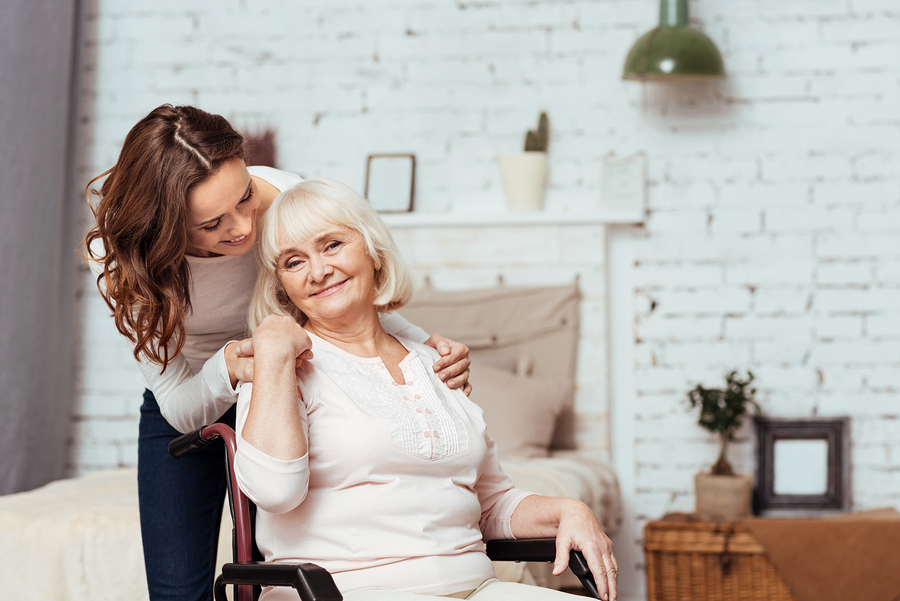 What Does My Homebound Aging Loved One Need?