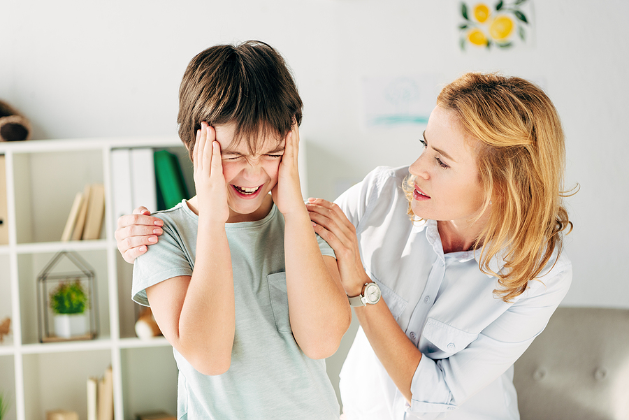 9 Ways to Help Your Autistic Child Stay Calm