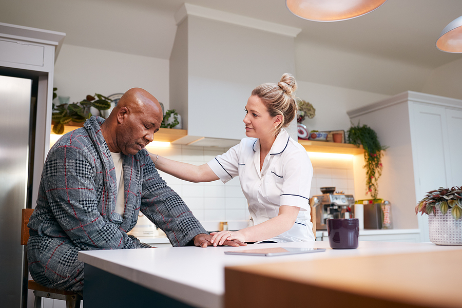 Depression After a Stroke: How Can a Caregiver Help?