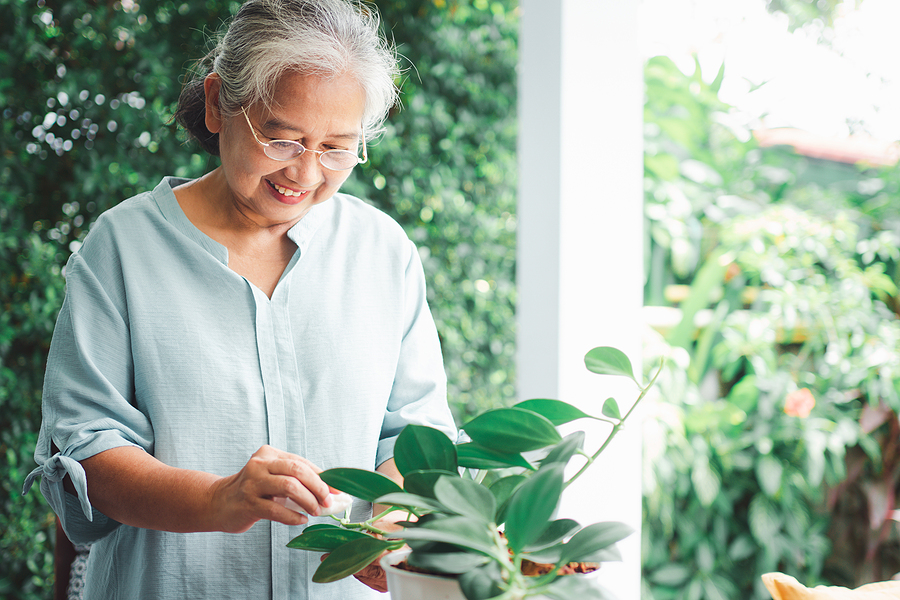 How Gardening Can Help With Alzheimer's